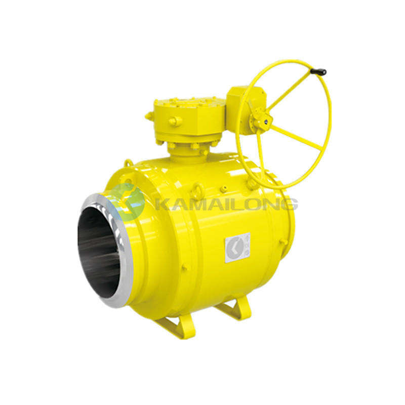 Fully Welded Ball Valve,T Series